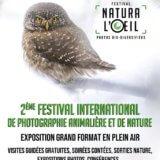 2 images sélectionnées pour l'exposition du concours photo du Festival « Natura l'œil »
