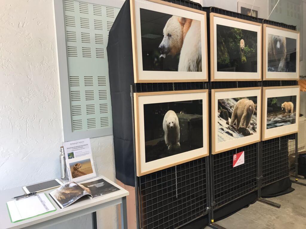 Exposition au festival photo de Mouans-sartoux